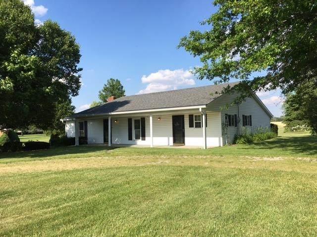 4710 N County Road 600 W, Muncie, IN 47304 (MLS #202122755) :: The Harris Jarboe Group   Keller Williams Capital Realty