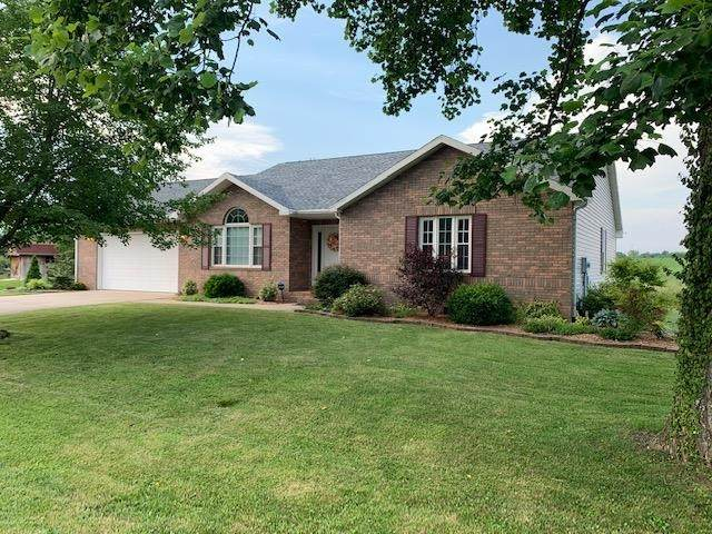 514 Grouseland Drive, Vincennes, IN 47591 (MLS #202122762) :: Anthony REALTORS
