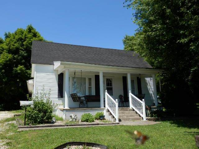 790 S Meridian Road, Mitchell, IN 47446 (MLS #202123523) :: Anthony REALTORS