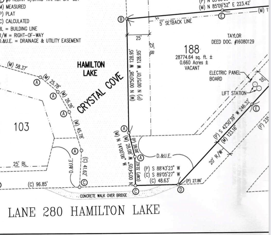 Lane 280 Hamilton Lake - Photo 1