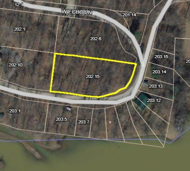 000 Echo Lake Road, Cannelton, IN 47520 (MLS #202124483) :: The Hill Team