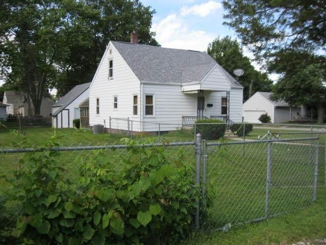 1510 S 14th Street, Lafayette, IN 47905 (MLS #202125147) :: The Romanski Group - Keller Williams Realty