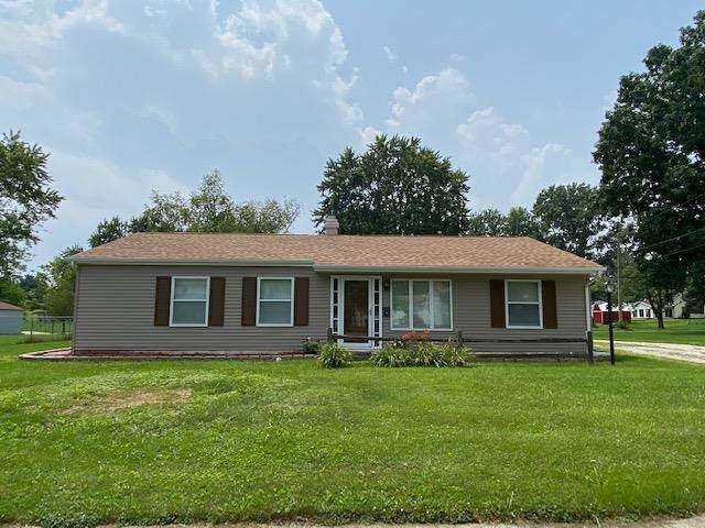 1240 N Lafontaine Street, Huntington, IN 46750 (MLS #202129936) :: Aimee Ness Realty Group