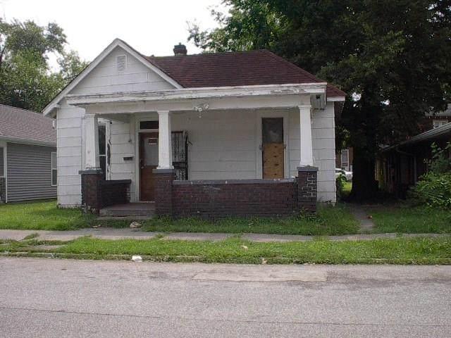707 N 4 Street, Vincennes, IN 47591 (MLS #202130703) :: Anthony REALTORS