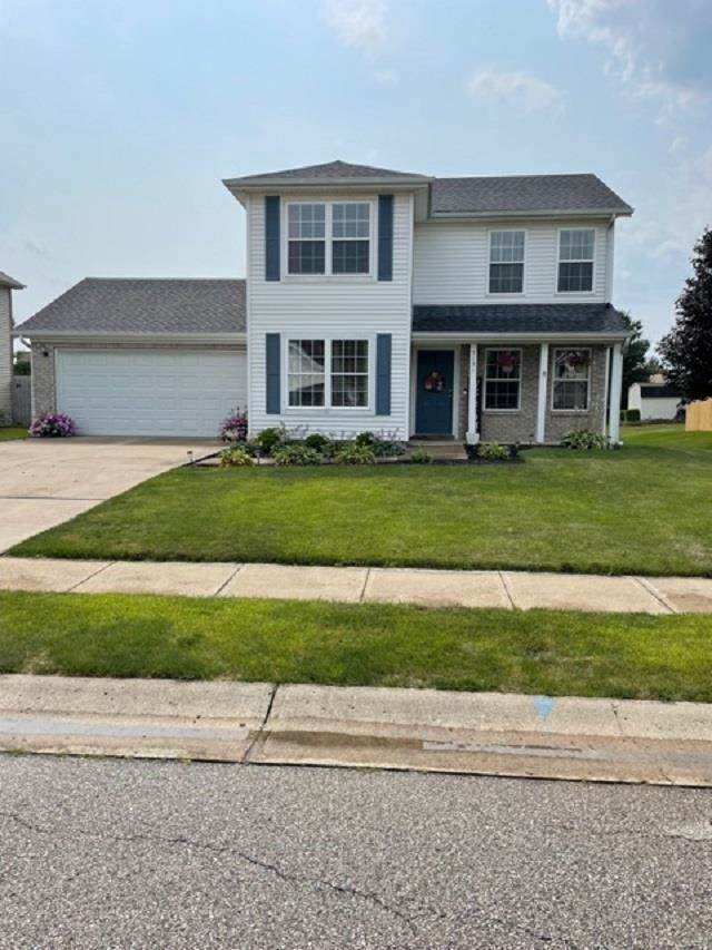 5131 Saddle Drive, Lafayette, IN 47905 (MLS #202130910) :: Aimee Ness Realty Group