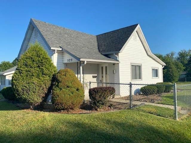 525 E Stephenson Street, Marion, IN 46952 (MLS #202131477) :: The Carole King Team