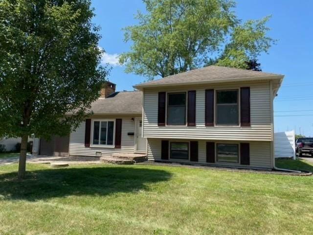 506 Lakeland Avenue, Monticello, IN 47960 (MLS #202131666) :: The Romanski Group - Keller Williams Realty