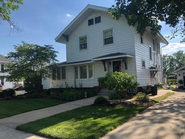 216 N Maine Street, Remington, IN 47978 (MLS #202131712) :: The Romanski Group - Keller Williams Realty