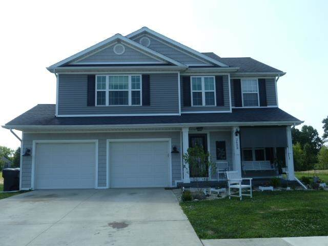 2623 S Crane Pond Drive, Marion, IN 46952 (MLS #202131921) :: Aimee Ness Realty Group