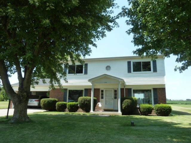 3112 S Valentine Drive, Marion, IN 46953 (MLS #202132059) :: The Carole King Team