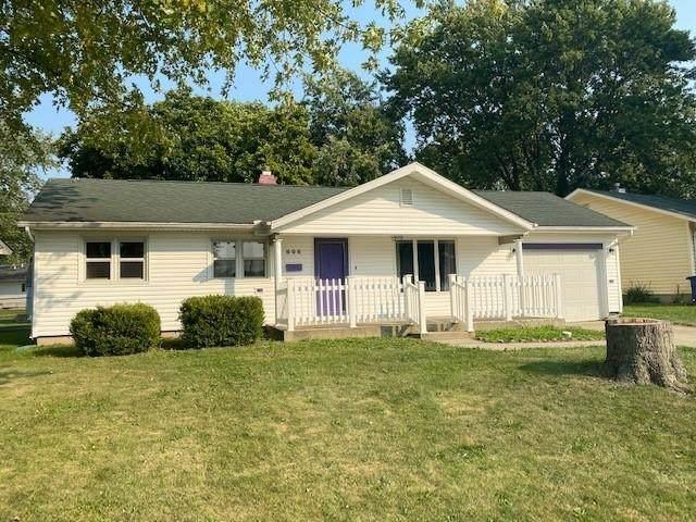 606 N Hendricks Avenue, Marion, IN 46952 (MLS #202138320) :: The Romanski Group - Keller Williams Realty