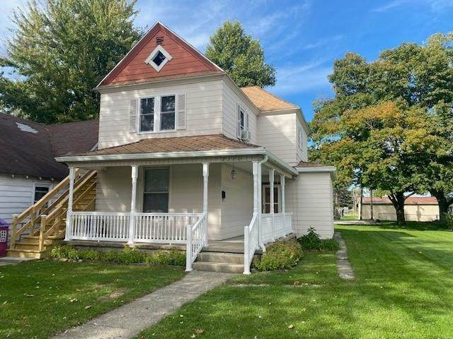 2320 W 9TH Street, Marion, IN 46953 (MLS #202144029) :: The Hill Team