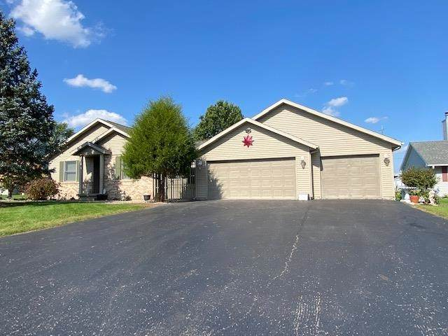 302 S Park Drive, Monticello, IN 47960 (MLS #202144695) :: The Romanski Group - Keller Williams Realty