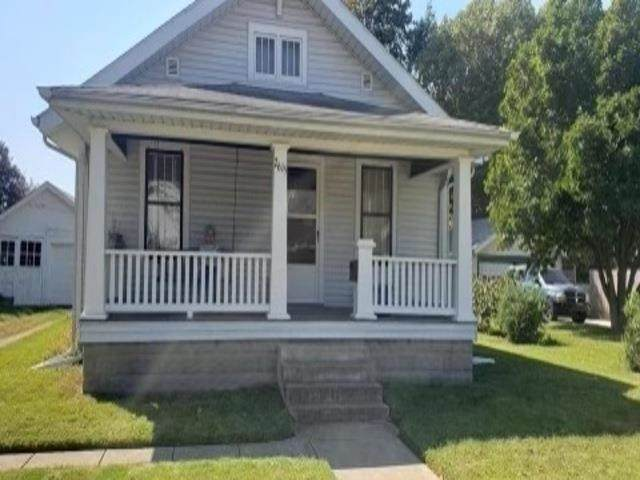 2615 Main Street, Lafayette, IN 47904 (MLS #202145292) :: The Romanski Group - Keller Williams Realty