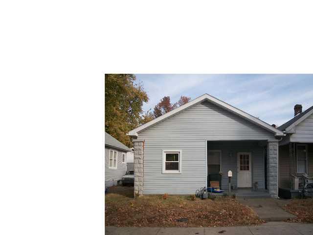 1502 Illinois St, Evansville, IN 47710 (MLS #814830) :: Parker Team