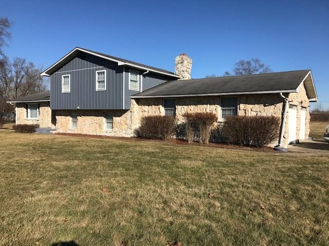 12136 N Sr 9, Alexandria, IN 46001 (MLS #201803939) :: The ORR Home Selling Team