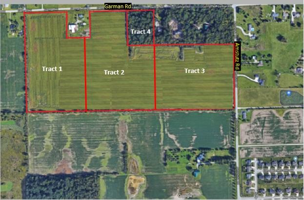 Garman Rd Or Amstutz Rd, Leo, IN 46765 (MLS #201804991) :: TEAM Tamara