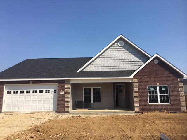 4228 W Carmola Drive Lot #129, Bloomington, IN 47404 (MLS #201805336) :: Parker Team
