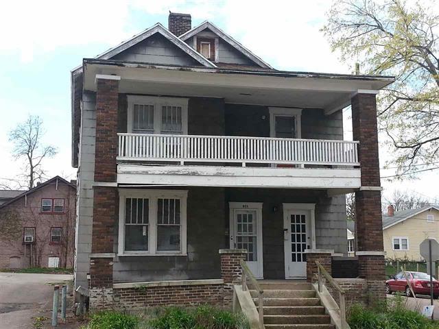 817 & 821 W Main 1-6, Muncie, IN 47305 (MLS #201818941) :: The ORR Home Selling Team