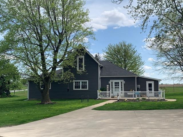 10842 S 1050 E, Converse, IN 46919 (MLS #201911578) :: The ORR Home Selling Team