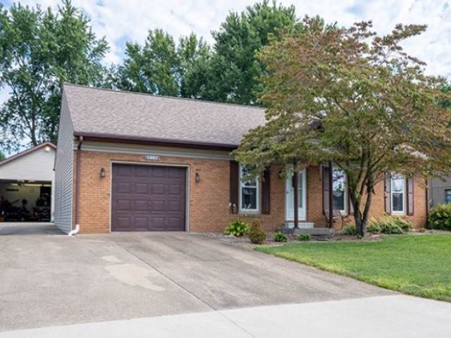 919 Hochgesang Avenue, Jasper, IN 47546 (MLS #201940671) :: The Dauby Team