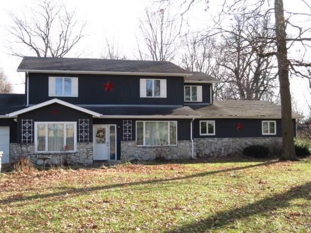 12220 S County Road 500 E Road, Selma, IN 47383 (MLS #202003430) :: The ORR Home Selling Team