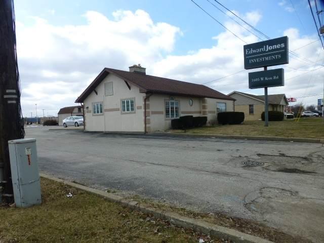 1605 W Kem Road, Marion, IN 46952 (MLS #202006308) :: The ORR Home Selling Team