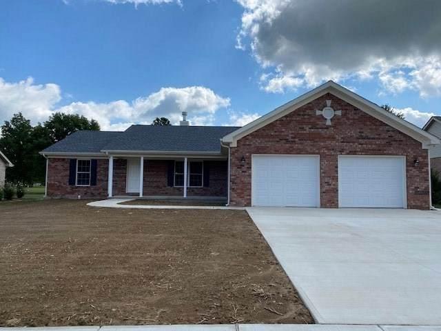 1468 Eagle Lane, Marion, IN 46952 (MLS #202034650) :: Hoosier Heartland Team | RE/MAX Crossroads