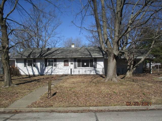 507 Fairway Avenue, Evansville, IN 47710 (MLS #202104815) :: Aimee Ness Realty Group
