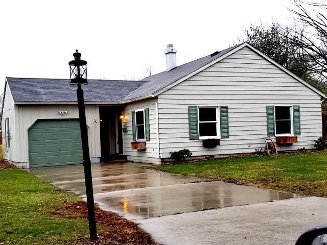 221 W Swayzee Street, Marion, IN 46952 (MLS #202049808) :: The Romanski Group - Keller Williams Realty