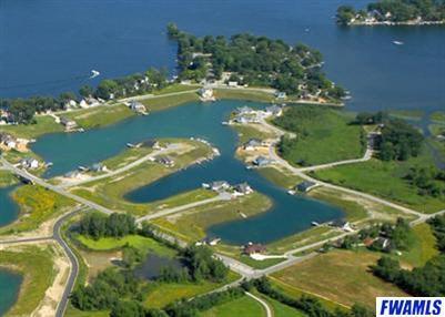 60 Ln 270A Hamilton Lake Lot 191, Hamilton, IN 46742 (MLS #201514072) :: Parker Team
