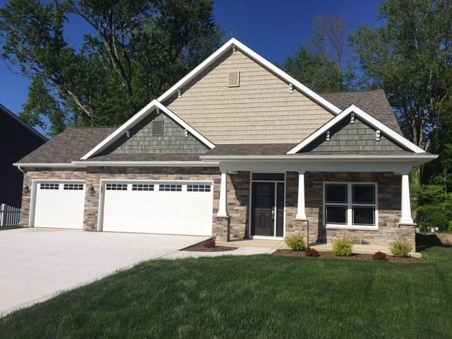 12627 Berkhill Cove, Fort Wayne, IN 46818 (MLS #201801571) :: The ORR Home Selling Team