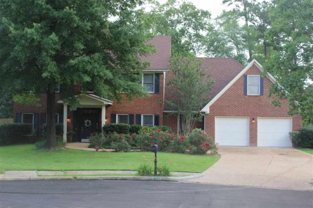550 Hickory Pl, Brandon, MS 39047 (MLS #298269) :: RE/MAX Alliance