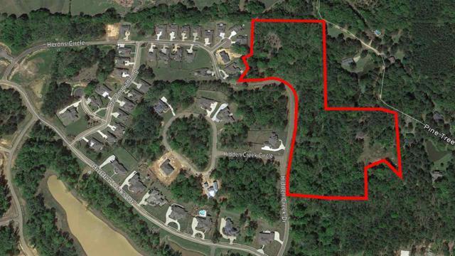 Hidden Creek Dr, Ridgeland, MS 39157 (MLS #299620) :: RE/MAX Alliance