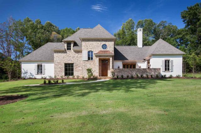 123 Hidden Oaks Trail, Ridgeland, MS 39157 (MLS #300816) :: RE/MAX Alliance