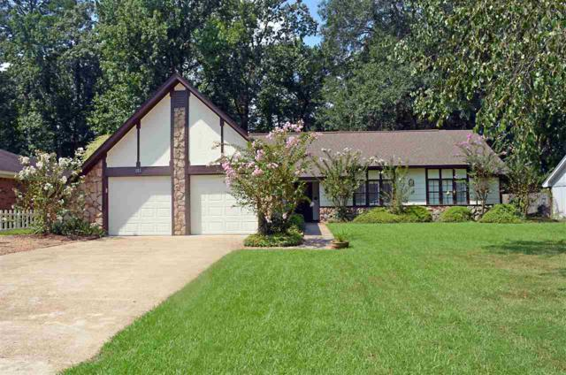 171 Woodgate Dr, Brandon, MS 39042 (MLS #300823) :: RE/MAX Alliance