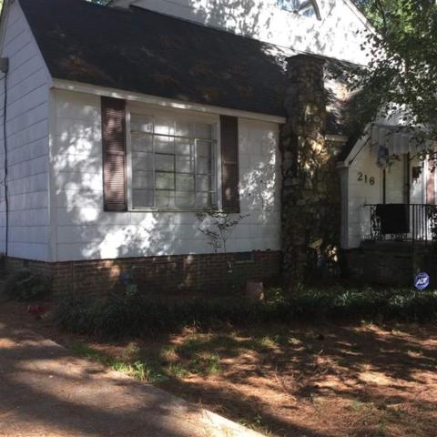 216 Oriole Dr, Jackson, MS 39204 (MLS #303763) :: RE/MAX Alliance