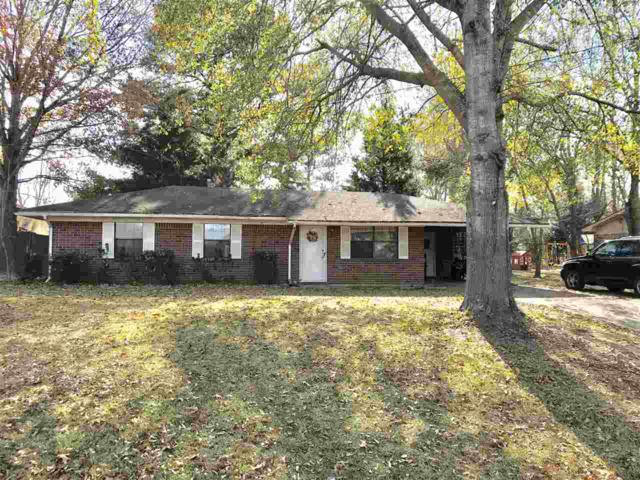 828 Academy Park Dr, Canton, MS 39046 (MLS #303945) :: RE/MAX Alliance