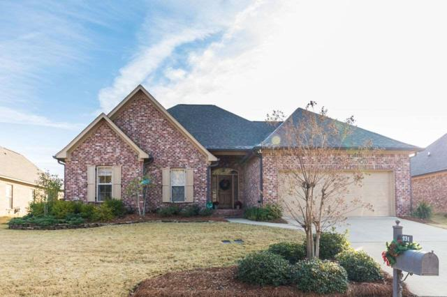 231 Stillhouse Creek Dr, Madison, MS 39110 (MLS #303959) :: RE/MAX Alliance