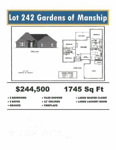 345 Emerald Way, Brandon, MS 39047 (MLS #306011) :: RE/MAX Alliance
