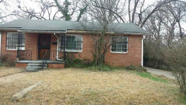 1316 Barrett Ave, Jackson, MS 39204 (MLS #306593) :: RE/MAX Alliance
