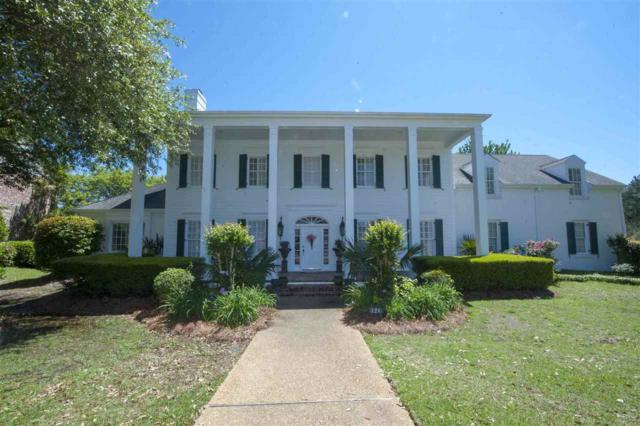 124 Country Club Dr, Madison, MS 39110 (MLS #307591) :: RE/MAX Alliance