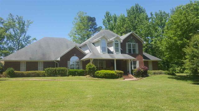 1235 Misty Ln, Terry, MS 39170 (MLS #308011) :: RE/MAX Alliance