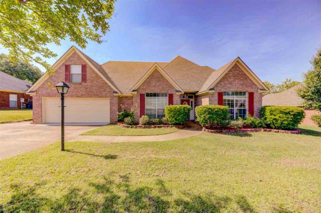 105 Pawnee Pl, Clinton, MS 39056 (MLS #308359) :: RE/MAX Alliance