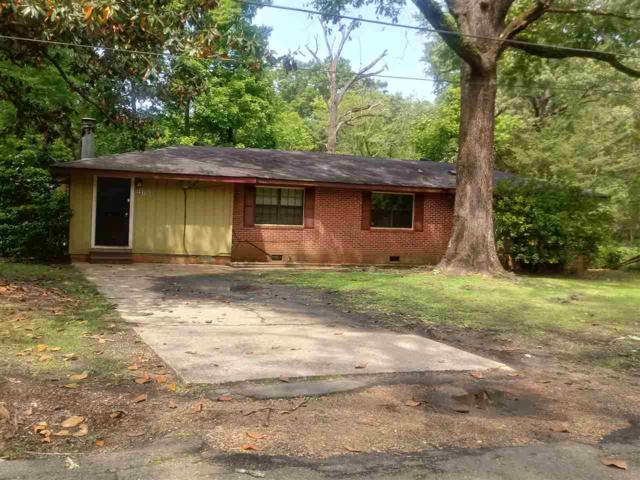 2375 Glenn St, Jackson, MS 39204 (MLS #308616) :: RE/MAX Alliance