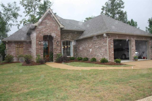607 Westhill Rd., Brandon, MS 39042 (MLS #308802) :: RE/MAX Alliance