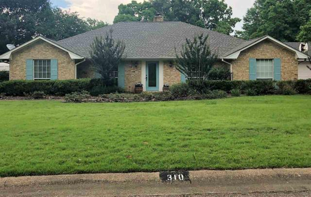 310 Millcreek Dr, Brandon, MS 39047 (MLS #309129) :: RE/MAX Alliance