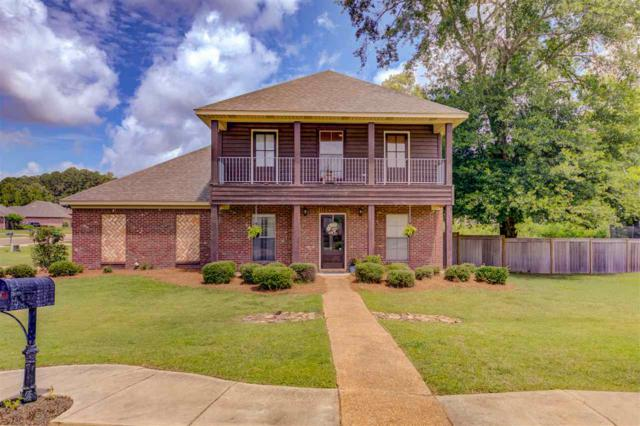 127 Choctaw Bend, Clinton, MS 39056 (MLS #309766) :: RE/MAX Alliance
