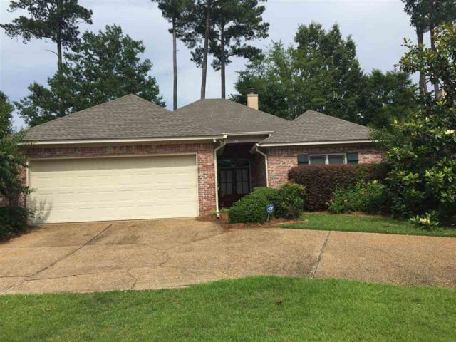 704 Barrone Ct, Ridgeland, MS 39157 (MLS #309800) :: RE/MAX Alliance