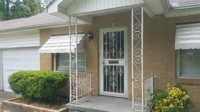 2031 Dr Martin Luther King Jr Dr, Jackson, MS 39203 (MLS #309991) :: RE/MAX Alliance